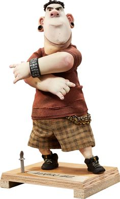 ParaNorman Alvin Original Animation Puppet (LAIKA, 2012).... | Lot #94107 | Heritage Auctions