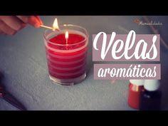 Tres trucos geniales para hacer tus propias velas en casa | Decoración