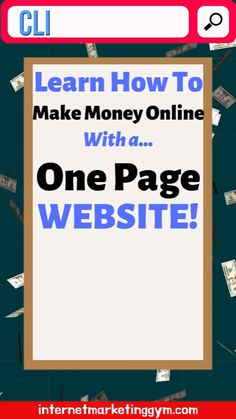 make money videos Click the link to MAKE MONEY ONLINE and earn money online. Earn Money Online Fast, Online Earning, Online Jobs, Ways To Save Money, How To Get Money, Make Money From Home, Money Tips, Dave Ramsey, Affiliate Marketing Jobs