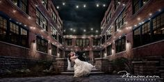 Creative Edits by Phenomenon  The Foundry Weddings  // Images by Phenomenon Photography // www.phenomenonevents.com
