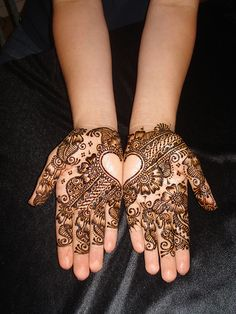 Stylish Mhendi Designs 2013 Pics Photos Pictures Images: Henna Hand Designs Henna Tattoo Indian Arabic Design Pictures Pics Images