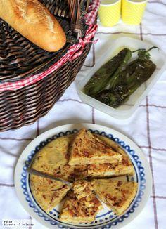 tortilla de patata y cebolla confitadas san isidro