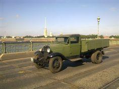 ГАЗ-АА -Отечественные автомобили
