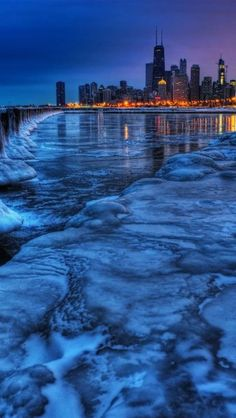 ♥ Glacier in Chicago