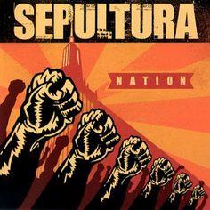Sepultura nation Cover