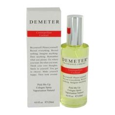 Demeter Tomato Seeds - Cologne For Women 4 Oz Spray - Listing price: $39.50 Now: $18.41