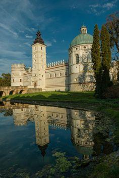 Krasiczyn Castle, Poland (by Mirek Prunchnicki)