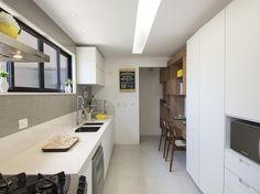 kitchen by S.C.A. - projeto Gleuse Ferreira