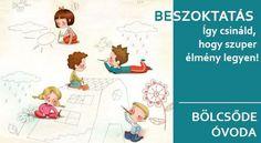Bölcsődei, óvodai beszoktatás - Egy kis segítség Neked és a gyermekednek! Infancy, Kids And Parenting, Good To Know, Montessori, Psychology, Kindergarten, Preschool, Family Guy, Education