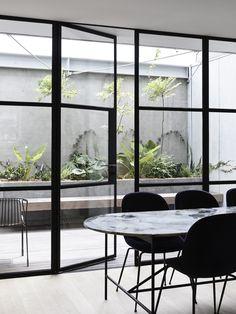 Warehouse Renovation, Warehouse Apartment, Australian Architecture, Interior Architecture, Interior Design, A Utopia, Warehouse Conversion, Mansion Interior, Vic Australia