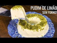 - Aprenda a preparar essa maravilhosa receita de PUDIM DE LIMÃO DE GELADEIRA (SEM FORNO) FÁCIL E RÁPIDO!