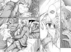 Ookami to Koushinryou Vol.5 Ch.27 Page 27 - Mangago