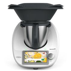Thermomix TM6 | Vorwerk UK Easy Cooking, Healthy Cooking, Healthy Eating Books, Robot Thermomix, One Pot Wonders, Smart Kitchen, Kitchen Small, Kitchen Stuff, Kitchen Gadgets