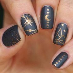 Top Amazing Galaxy Nail Art Designs Trends Ideas – Fashonails Top Amazing Galaxy Nail Art Designs Trends Ideas – Fashonails,gel nail designs Top Amazing Galaxy Nail Art Designs Trends Ideas Related posts:NAYELLY_NAILS ❁ on. Nail Art Diy, Easy Nail Art, Diy Nails, Cute Nails, Pretty Nails, Cool Nail Art, Nail Art Toes, Cool Nail Ideas, Line Nail Art