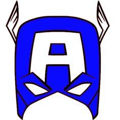 Captain America masque