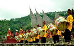 Minangkabau culture city