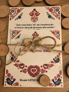 Invitation Cards, Invite, Wedding Invitations, Polish Wedding, Chocolate Decorations, Romania, Wedding Cards, Diy And Crafts, Folk