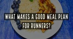 Endurance building is prime requisite of any athlete, no matter a beginner or a pro. It's been promoted from years that if one is willing to maintain the hardship to sustain the challenges of a long run, they should focus on a diet high in protein. Runners Meal Plan, How To Run Longer, Meal Planning, Athlete, Protein, Good Food, Challenges, Nutrition, Diet