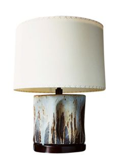 Lavender Lamp by Clate Grunden - Dering Hall
