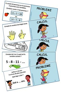 Pin on Lecture School Id, School Stuff, Pomes, Math 2, Math Addition, French Words, Montessori Activities, Teacher Organization, Elementary Science