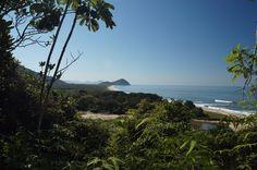 Trilha do Imperador ou do Telégrafo-Iguape/SP (Praia do Rio Verde)