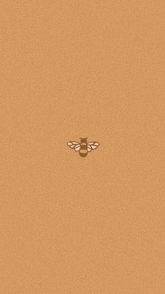 iphone wallpaper preppy Bee Iphone background by Made by Mary Wallpaper Sky, Simple Iphone Wallpaper, Iphone Wallpaper Tumblr Aesthetic, Iphone Wallpaper Vsco, Simple Wallpapers, Iphone Background Wallpaper, Emoji Wallpaper, Butterfly Wallpaper, Aesthetic Pastel Wallpaper