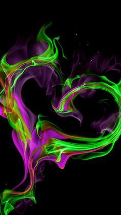 Fire And Ice Wallpaper, Pop Art Wallpaper, Planets Wallpaper, Heart Wallpaper, Cellphone Wallpaper, Colorful Wallpaper, Galaxy Wallpaper, Cool Backgrounds, Wallpaper Backgrounds