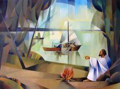Jorge Orlando Cocco, 2016 La pesca milagrosa web