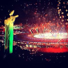 #RioDeJaneiro #WorldCupFinal2014 Travel Around The World, Around The Worlds, World Cup 2014, Over The Rainbow, Far Away, Oh The Places You'll Go, Homeland, Vacation Spots, Beautiful Landscapes