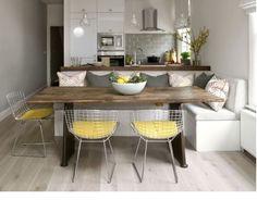 12 designs de cuisine ouverte sur le salon ou la salle à manger | BricoBistro