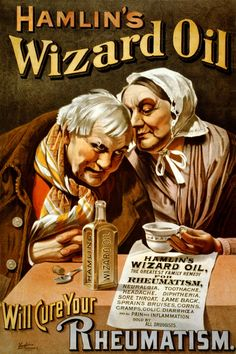 Vintage Magic POSTER.WIZARD Oil.Pharmacy art Decor.688 | eBay