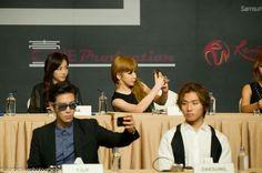 #T.O.P #Daesung  #Dara #BOM