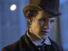 Doctor Who - 'The Snowmen': Matt Smith