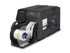 Epson TM-C7500 Matte Inkjet Label Printer