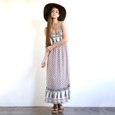 Festival Maxi Dress, $85, now featured on Fab.