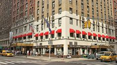 Wellington Hotel in New York New York