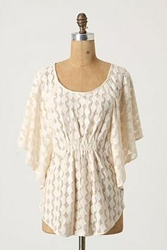 Lunar Cycles Top - Anthropologie.com - StyleSays