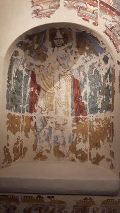 Dal Sacello dei Santi Nazaro e Celso.  Museo degli affreschi Giambattista Cavalcaselle Verona.  XII sec