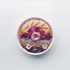 annamariaruotsala | raw porridge bowl