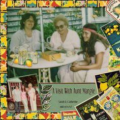 A Visit With Aunt Margie by moog. Kit: Lemonade Days by Karenheckyeah Digital Designs http://scrapbird.com/designers-c-73/k-m-c-73_516/karenheckyeah-digital-designs-c-73_516_565/lemonade-days-p-17972.html