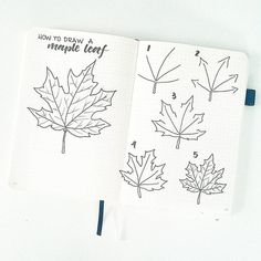 5 Tutoriais sobre como desenhar doodles no seu Bullet Journal – Bullet Journal BR