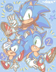 June 23 is Sonic The Hedgehog's anniversary and there are now 3 generations of Sonic (Classic,Modern,Boom) I'm seeing. 23 years of BLUE BLUR! Sonic The Hedgehog, Hedgehog Art, Shadow The Hedgehog, Sonic And Amy, Sonic Boom, Sonic Generations, Classic Sonic, Sonic Fan Characters, Anime Nerd