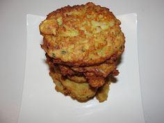 Modern African Cuisine: Yam Fritters (Ojojo)