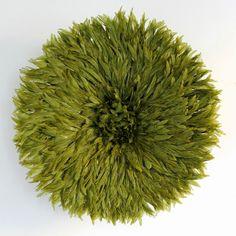 Olive Green Juju Hat