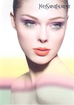 Lovely pastel tones from YSL Spring 2009 Makeup Collection 'Baladière'