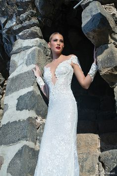 Shabi & Israel 2015 Wedding Dresses | Wedding Inspirasi