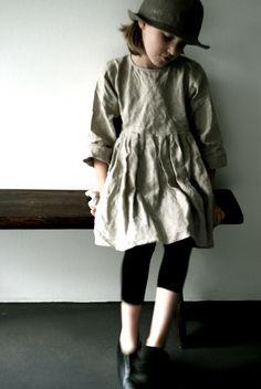Best dressed kid. Photo from Petites?Bonheurs