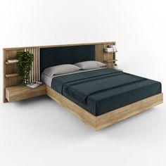 Кровать Grafin - Массив дерева - Кровати - Мебель