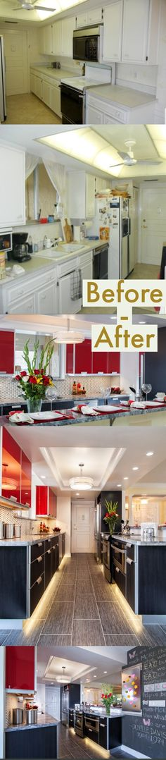 Before and After Kitchen Cabinet Refacing Ideas And After A Budget 30 + + Küchenschrank Refacing Ideen Bilder, Refacing Kosten 2019 & DIY! Diy Cabinet Refacing, Refacing Kitchen Cabinets Cost, Wooden Kitchen Cabinets, Diy Cabinets, Kitchen Cabinet Design, Diy Kitchen, Kitchen Laminate, Layout Design, Küchen Design