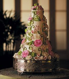 I would hope that this cake, tastes as good as it looks! lol